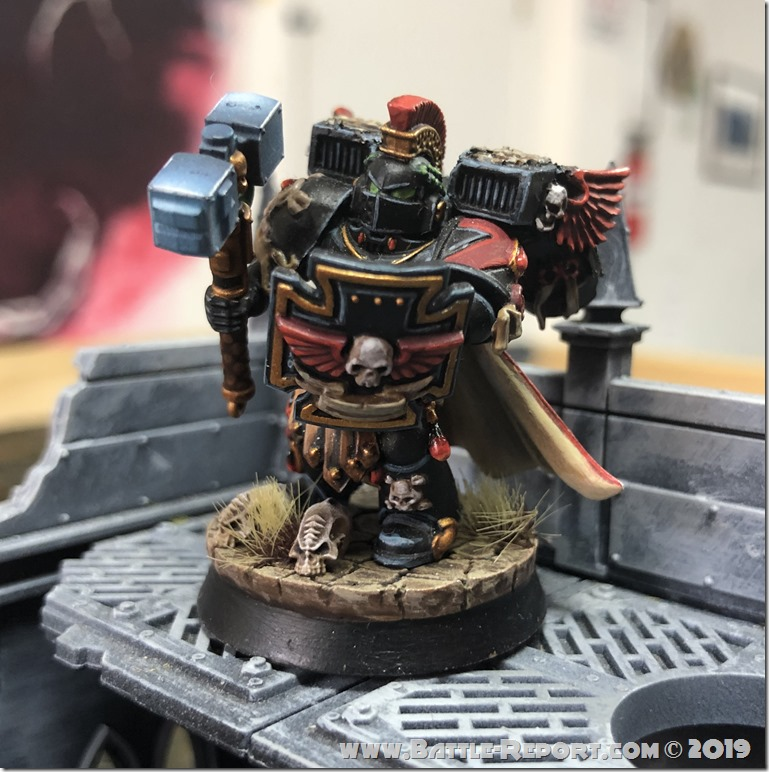Blood Angels Captain with Jump Pack (8)