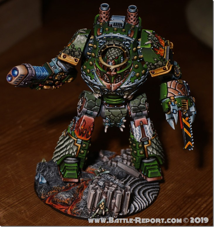 Salamanders Dreadnought Cassain Dracos  by Tomas (1)