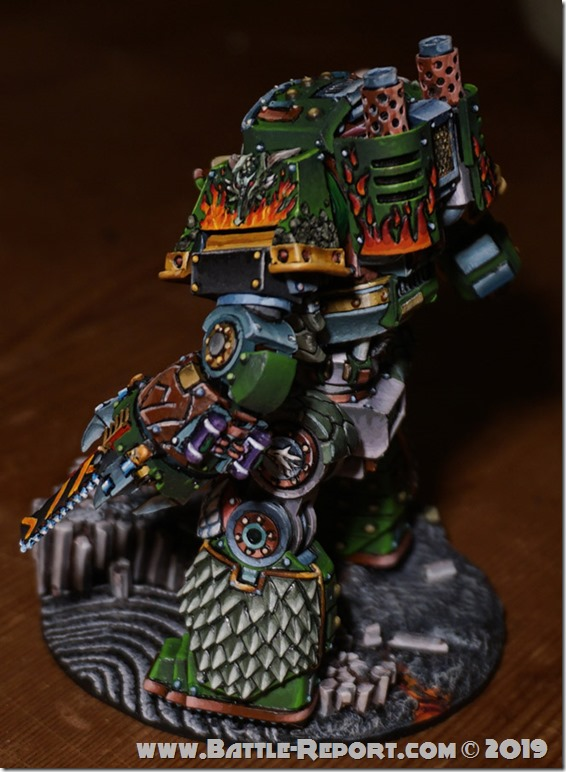 Salamanders Dreadnought Cassain Dracos  by Tomas (2)