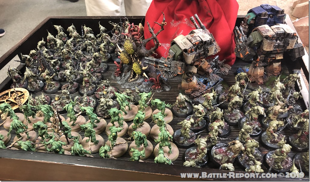 Armies of the 2019 BFS North East Team Championship – Part 17