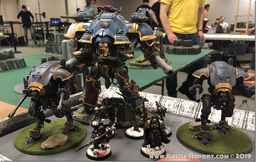 Armies of the 2019 BFS North East Team Championship – Part 12