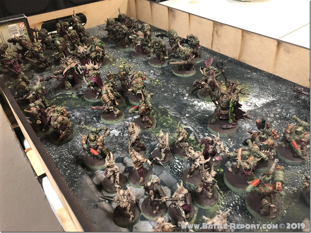Armies of the 2019 BFS North East Team Championship – Part 24