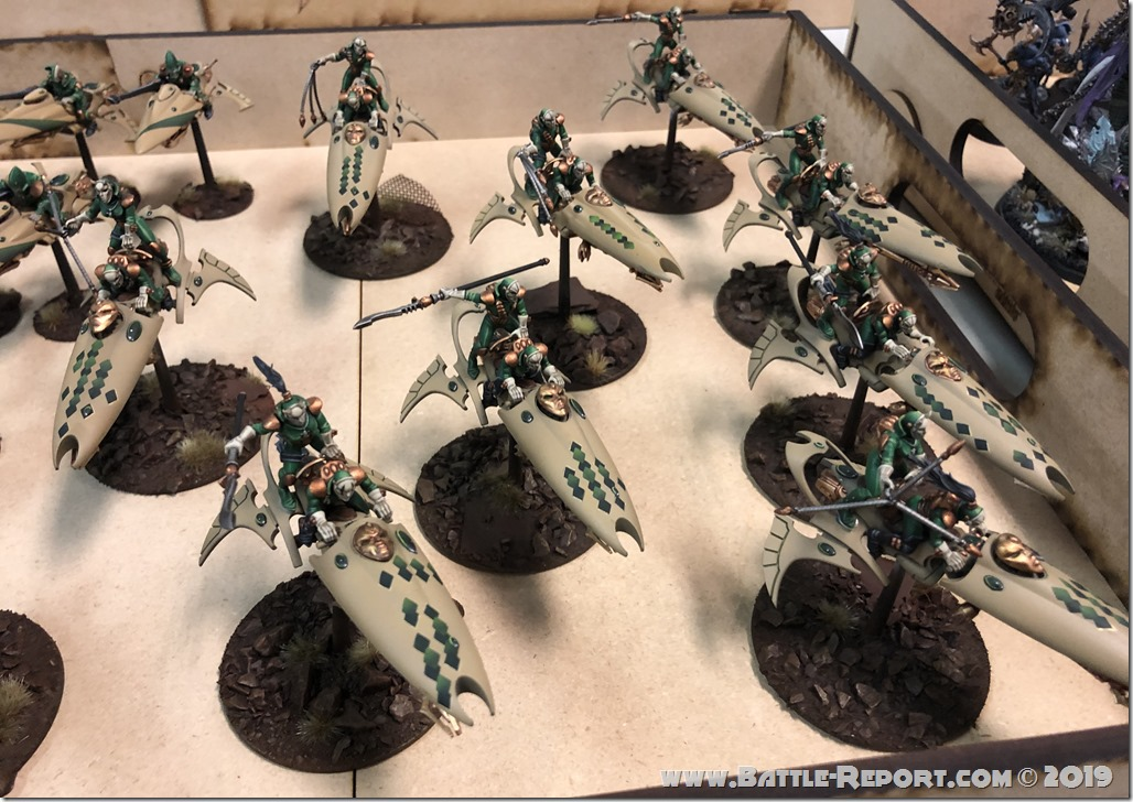 Armies of the 2019 BFS North East Team Championship – Part 15
