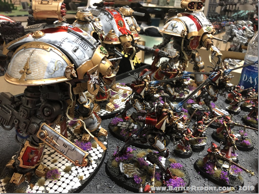 Armies of the 2019 BFS North East Team Championship – Part 18