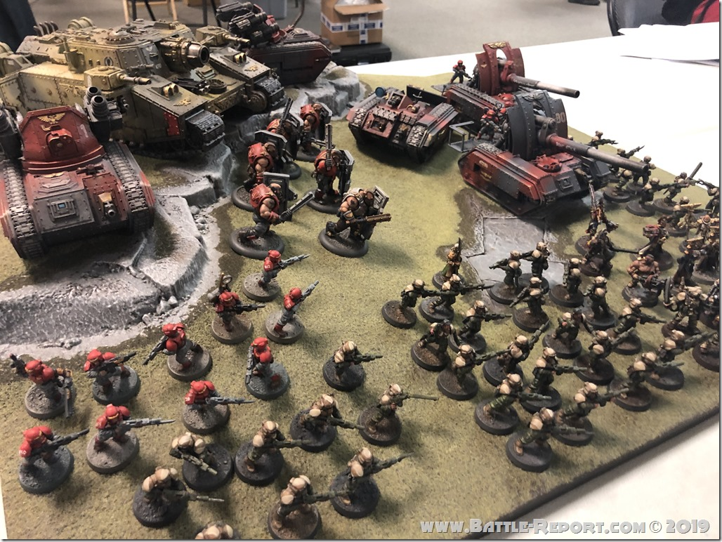 Armies of the 2019 BFS North East Team Championship – Part 23