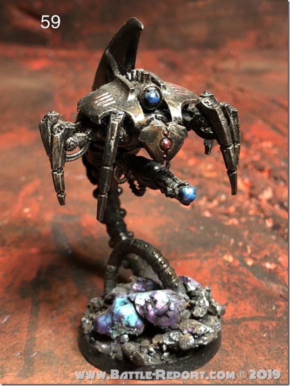 Necron Canoptek Wraith (1)