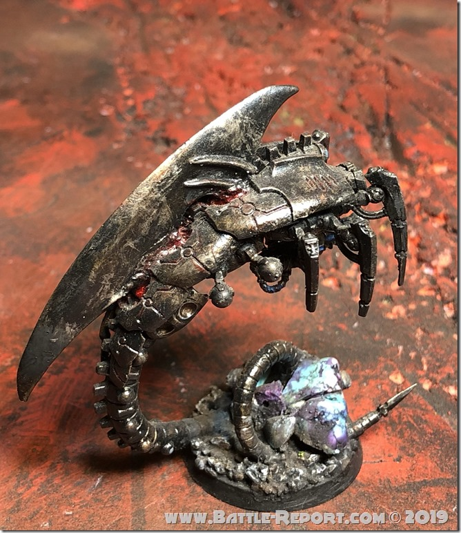 Necron Canoptek Wraith (2)