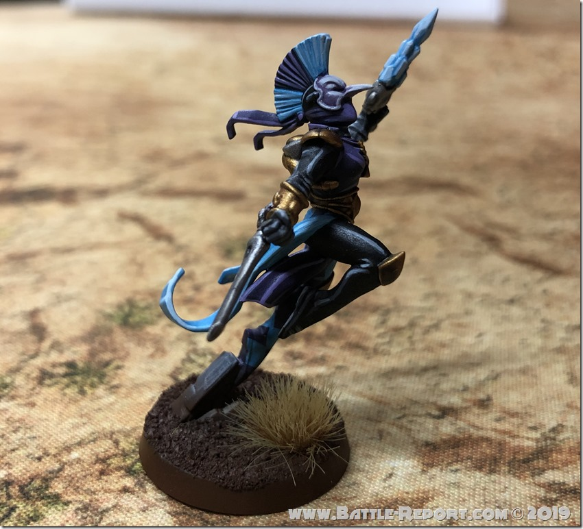 Harlequin Troupe Master by Bill (2)