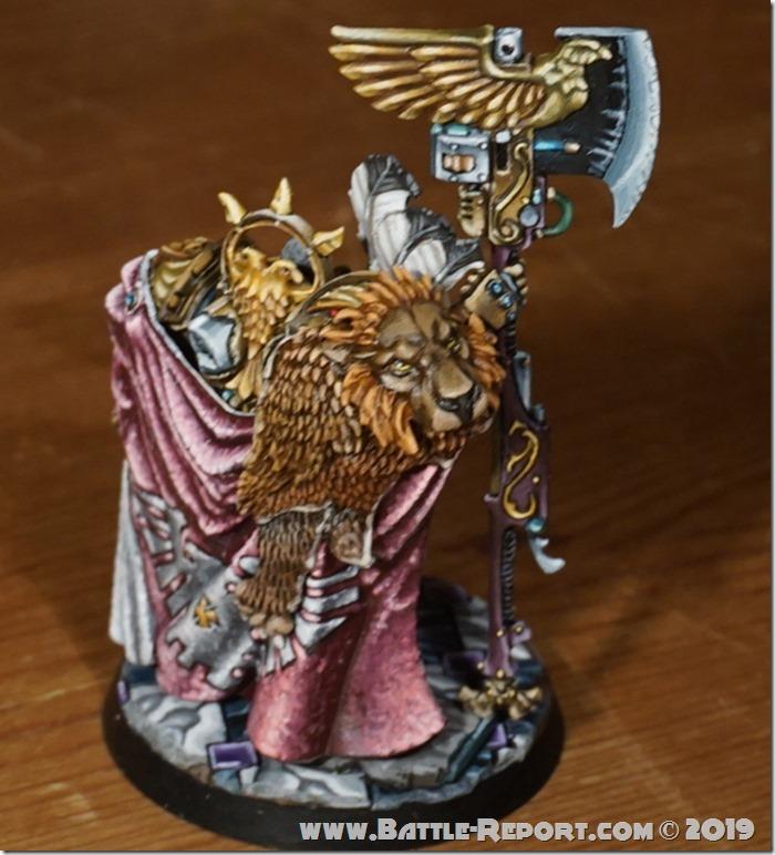Captain-General Trajann Valoris by Tomas (2)