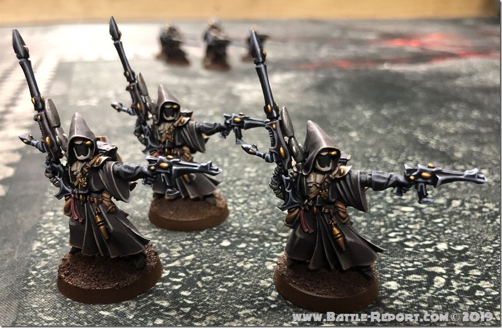 Eldar Rangers by Bill