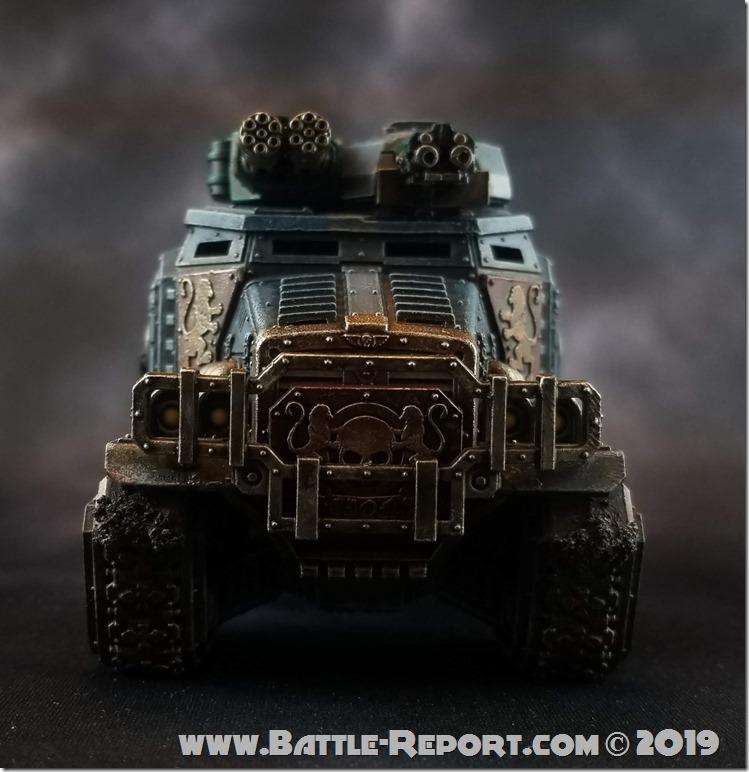 Militarum Tempestus Taurox Prime by Joey K (3)
