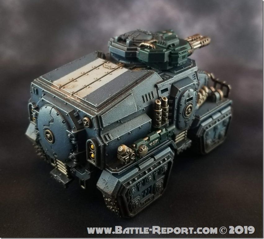 Militarum Tempestus Taurox Prime by Joey K (5)