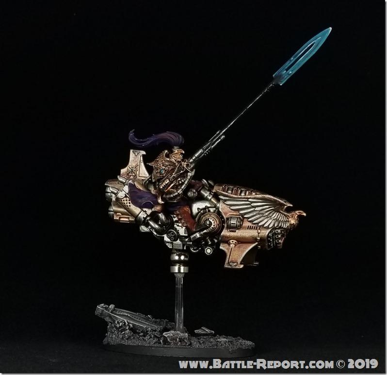 Shield-Captain on Dawneagle Jetbike by Joey K (1)