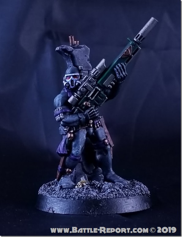 Vindicare Assassin by Joey K (1)