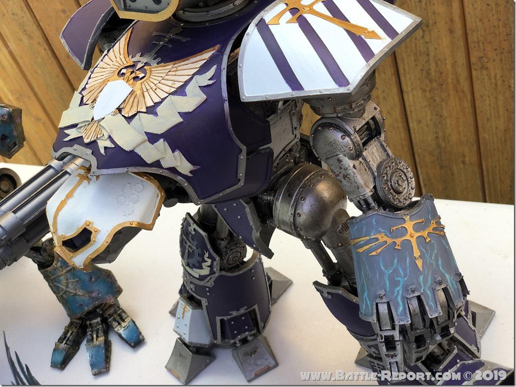Legio Xestobiax Reaver Titan by Christopher Tobin (5)