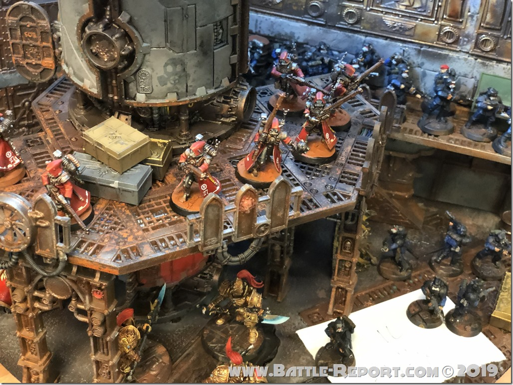 Armies of the 2019 BFS X GT - Adeptus Custodes by Gil Fuhr (29)