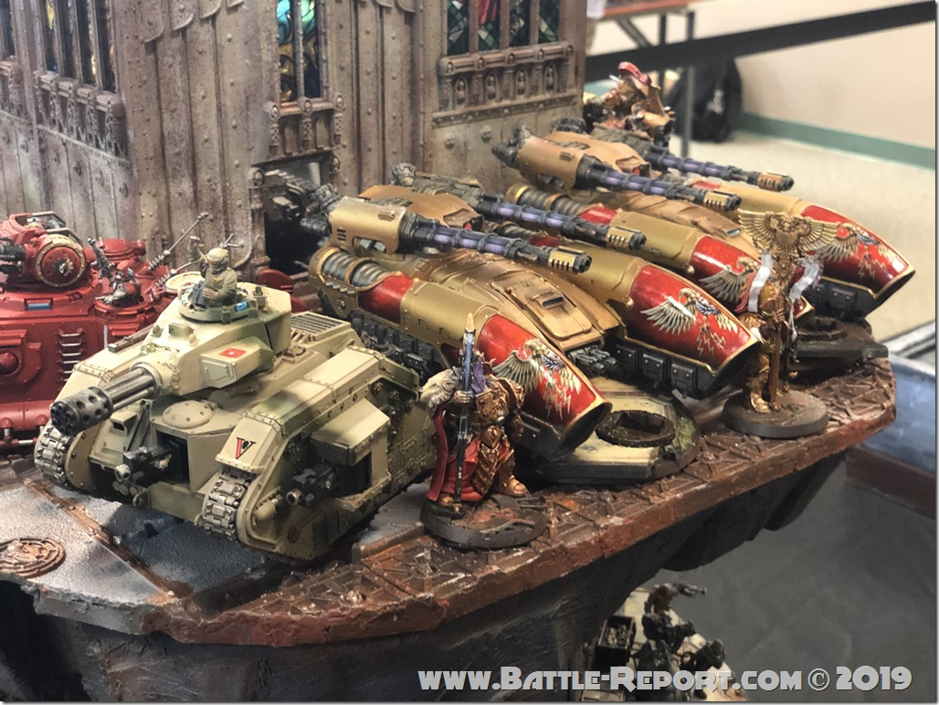 Armies of the 2019 BFS X GT - Adeptus Custodes by Gil Fuhr (7)