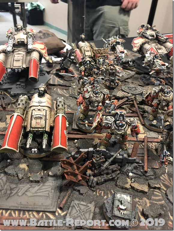 Armies of the 2019 BFS X GT - Crusaders of the Machine-God by John Batch (16)