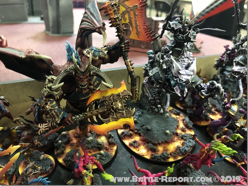 Chaos Daemons and Thousand Sons by Matt Aaron (11)