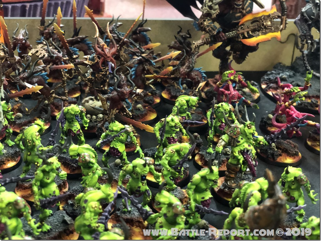 Chaos Daemons and Thousand Sons by Matt Aaron (14)