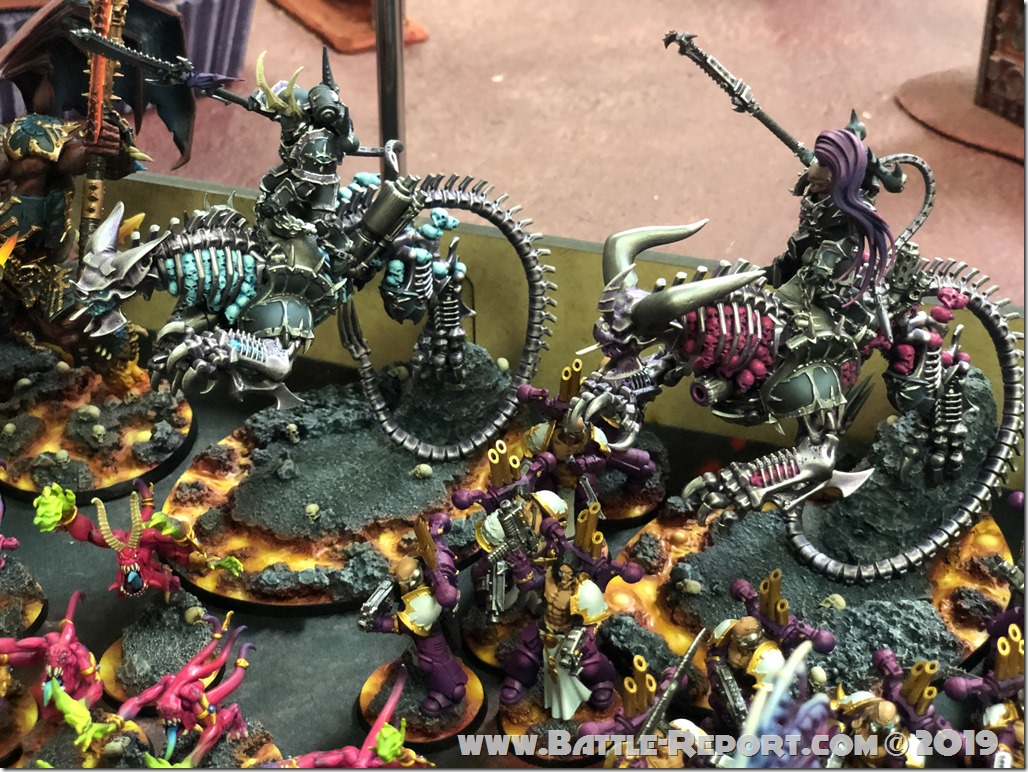 Chaos Daemons and Thousand Sons by Matt Aaron (18)