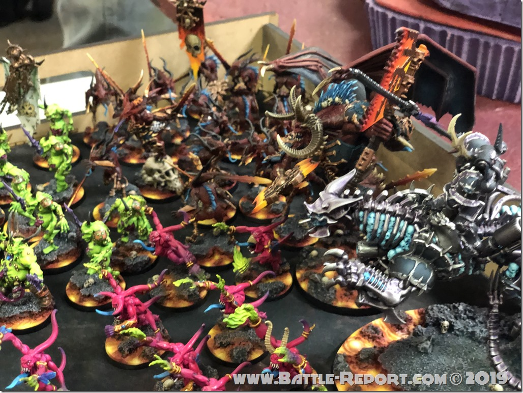 Chaos Daemons and Thousand Sons by Matt Aaron (21)