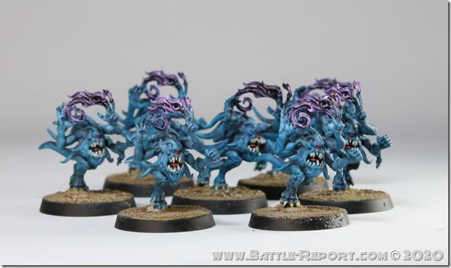 Blue Horrors of Tzeentch by Milan (6)