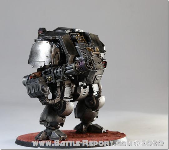 Primaris Redemptor Dreadnought by Milan (16)