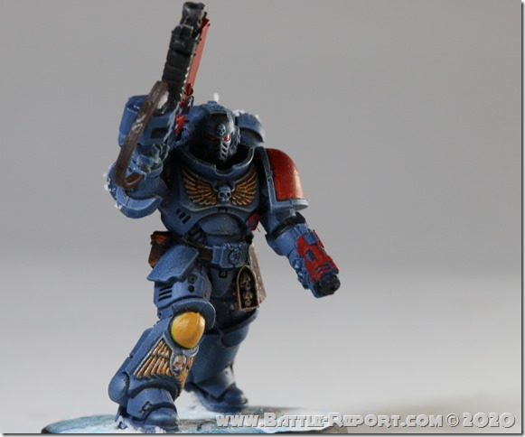Space Wolves Primaris Lieutenant by Milan (14)