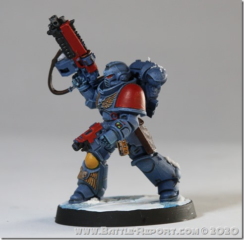 Space Wolves Primaris Lieutenant by Milan (3)