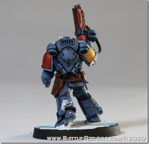 Space Wolves Primaris Lieutenant by Milan (7)