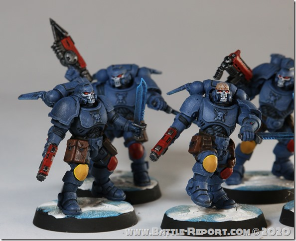 Space Wolves Primaris Reivers by Milan (13)