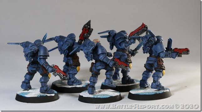 Space Wolves Primaris Reivers by Milan (7)