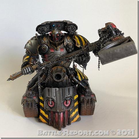 Iron Warriors Lord of Skulls by Joseph Escobar (2)