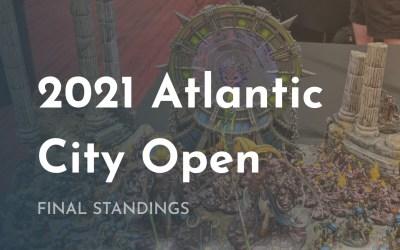 2021 Atlantic City Open Warhammer 40,000 Grand Tournament