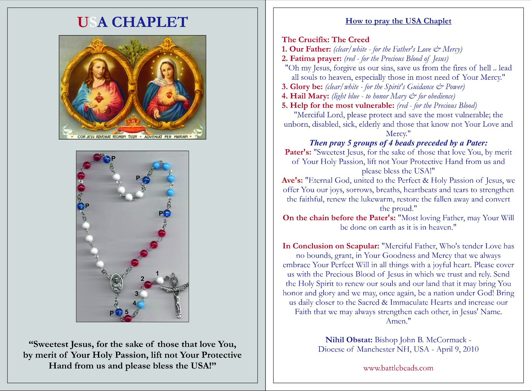 how to pray the rosary diagram advance mark 7 ballast wiring printable prayer cards bing images