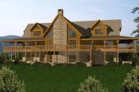 Log Homes, Cabins, & Houses: Battle Creek Log Homes, TN ...