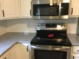 New kitchen backsplash