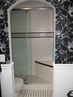 Bathroom and shower tile