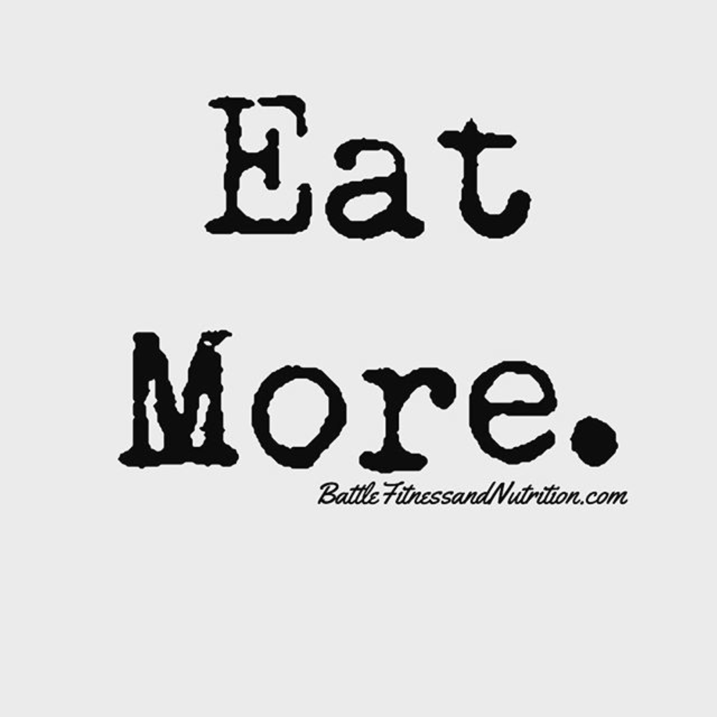 When we under eat & over exercise(6-7 days/week), we
