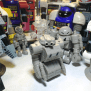 Spotted Online Robo Force Old And New Battlegrip