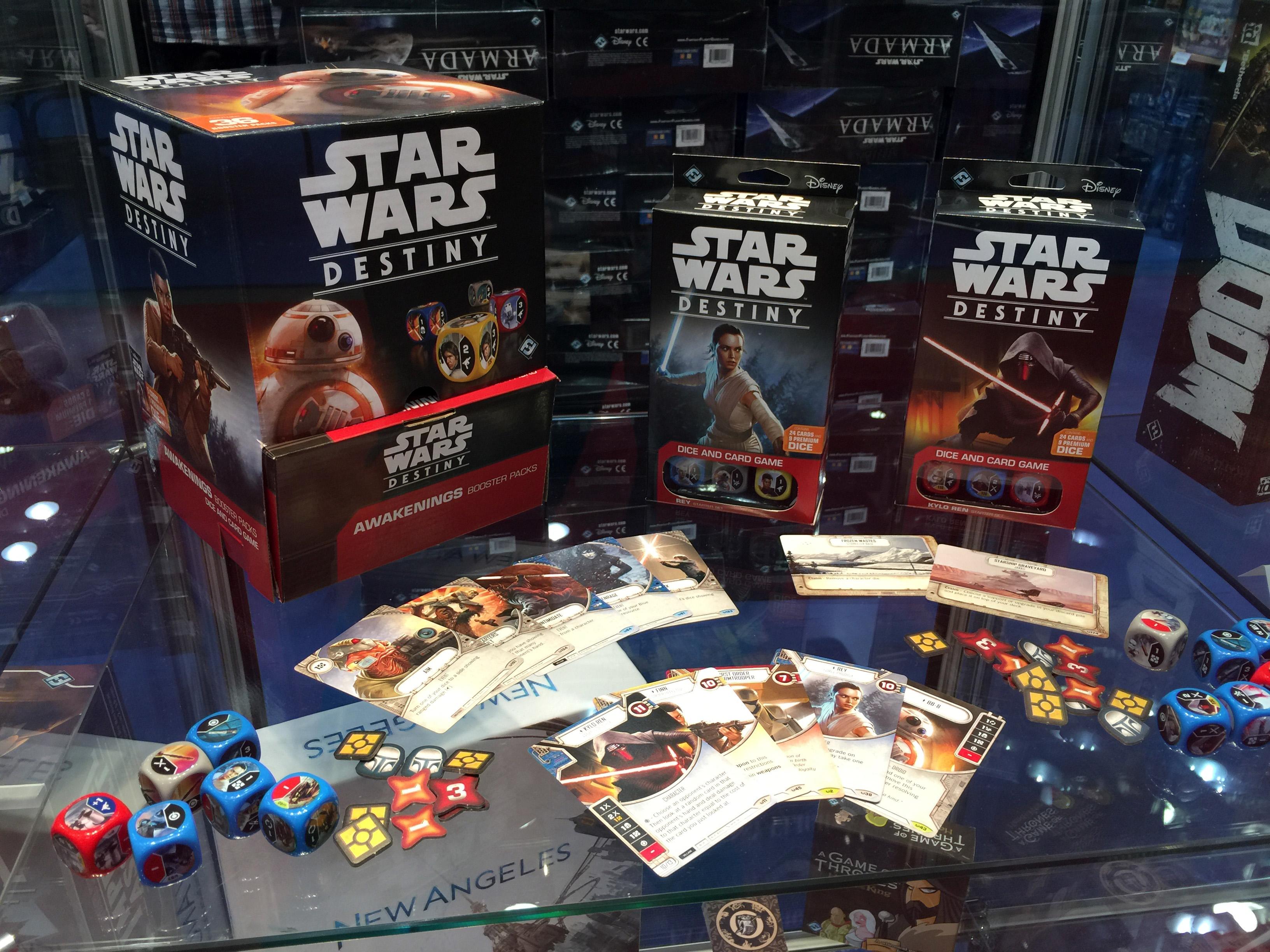 Star Wars Destiny At Gen Con
