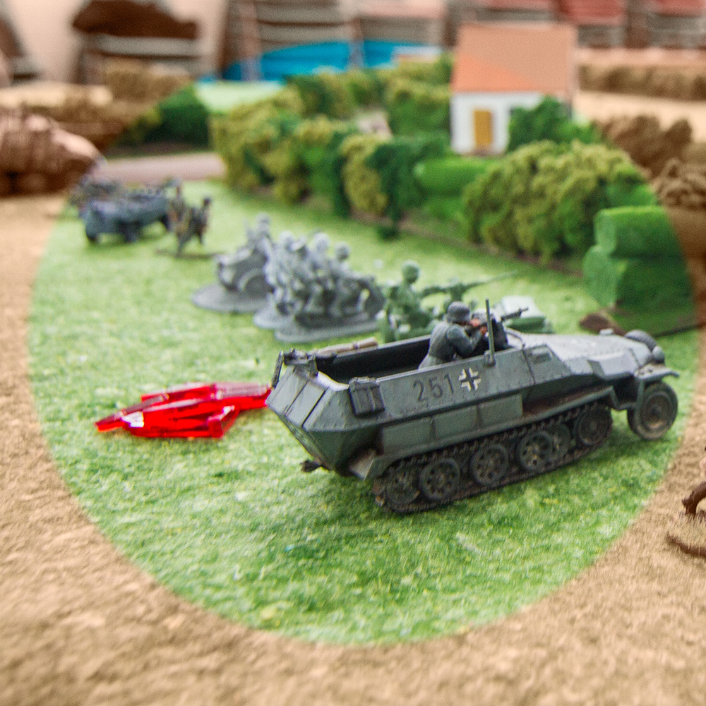 acrylic bullet shaped pin markers for bolt action
