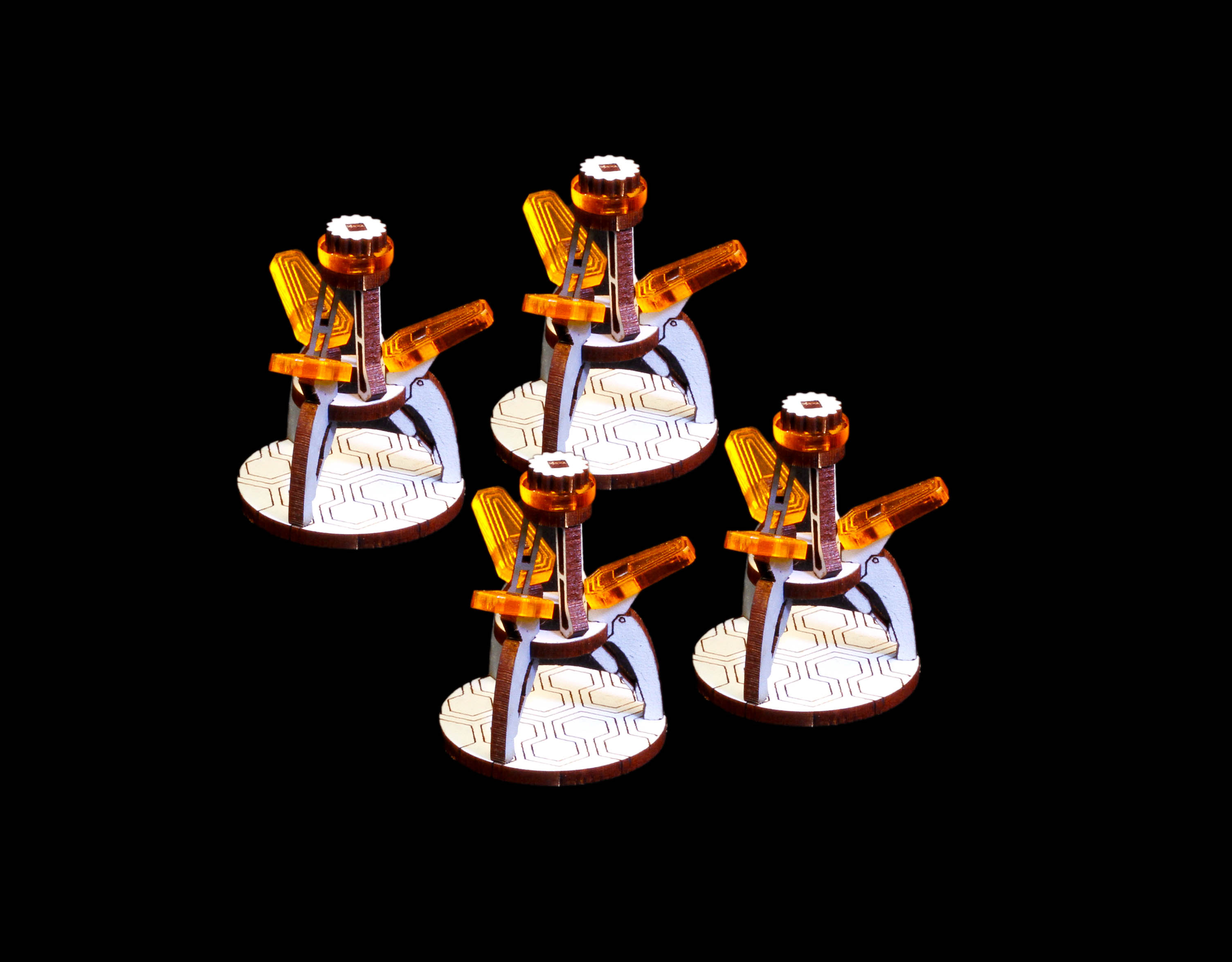 beacon objectives for infinity the game