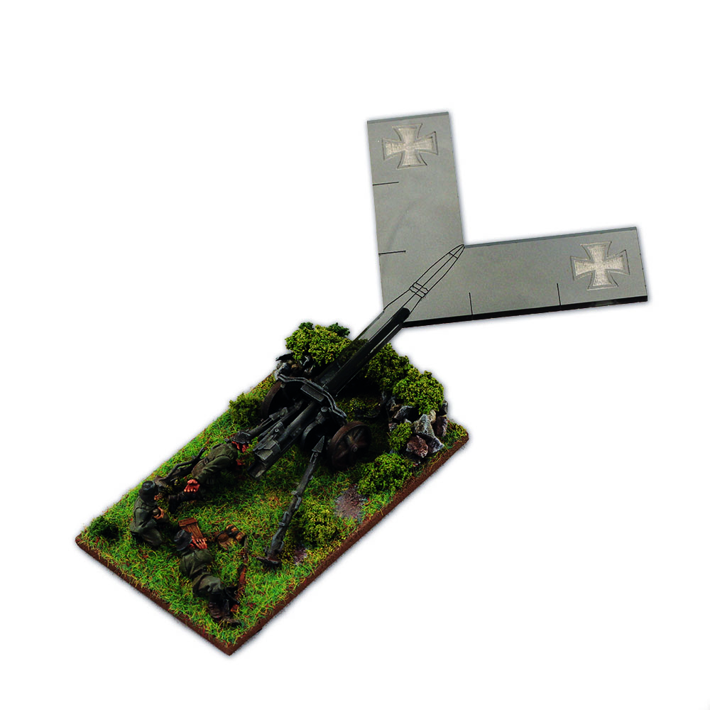 45 degree line of fire widget for bolt action