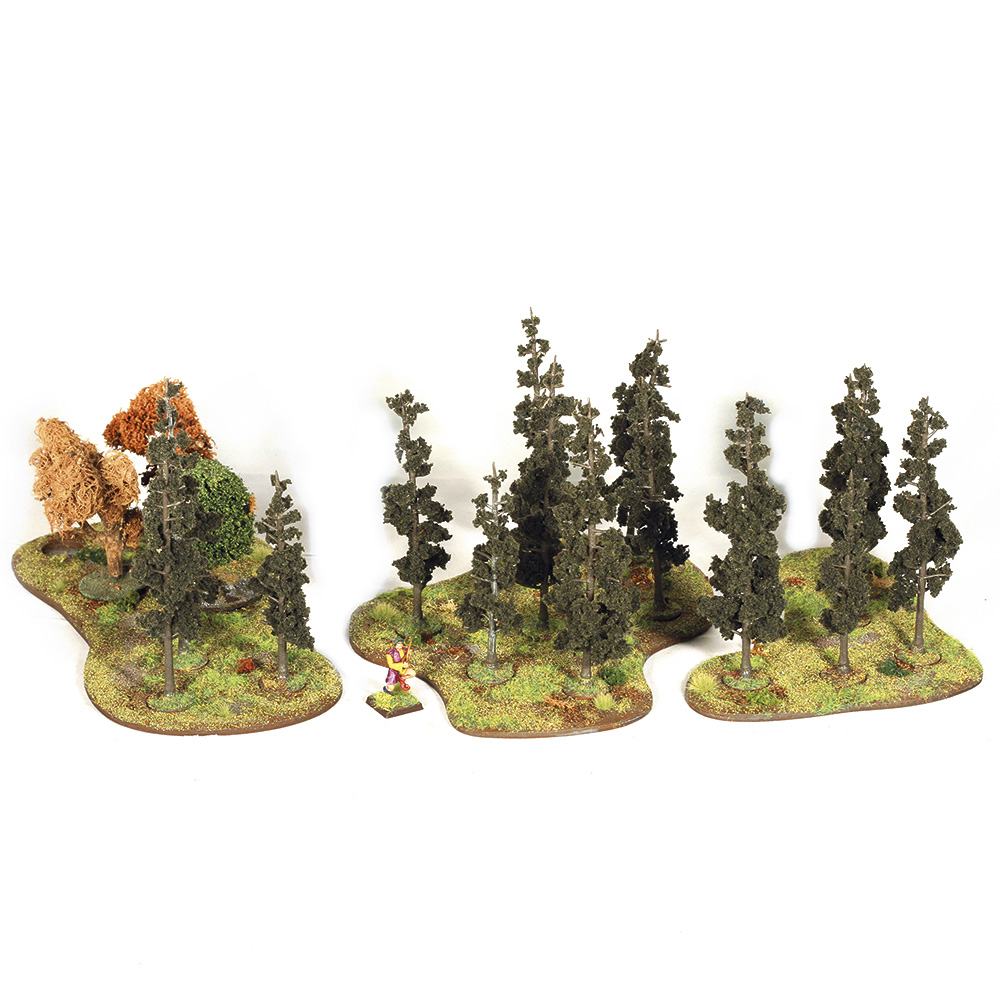 Forest Area Bases