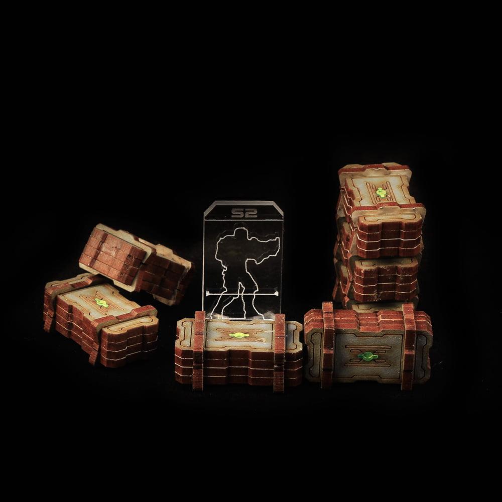 warhammer 40k terrain boxes