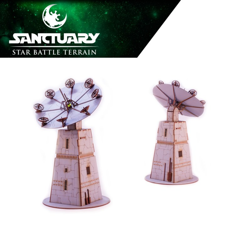 shield generator model for star wars legion