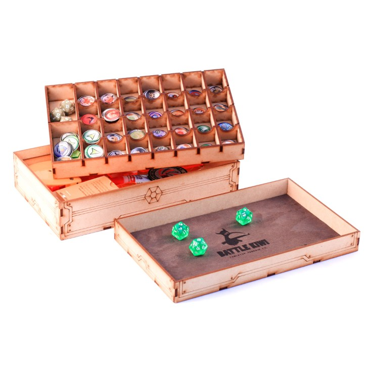 battle box for Infinity the game