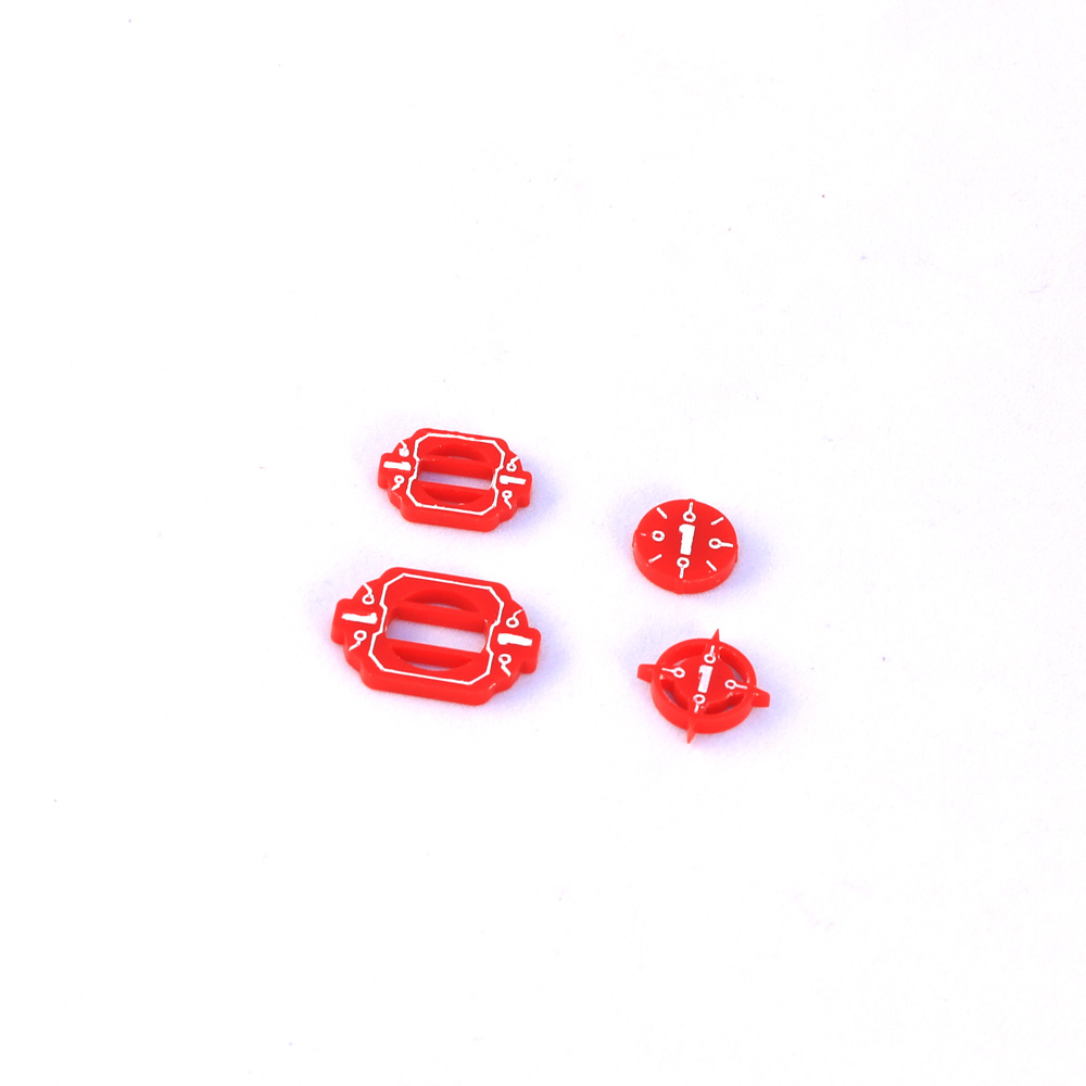 xwing 2.0 acrylic ship id token set in red